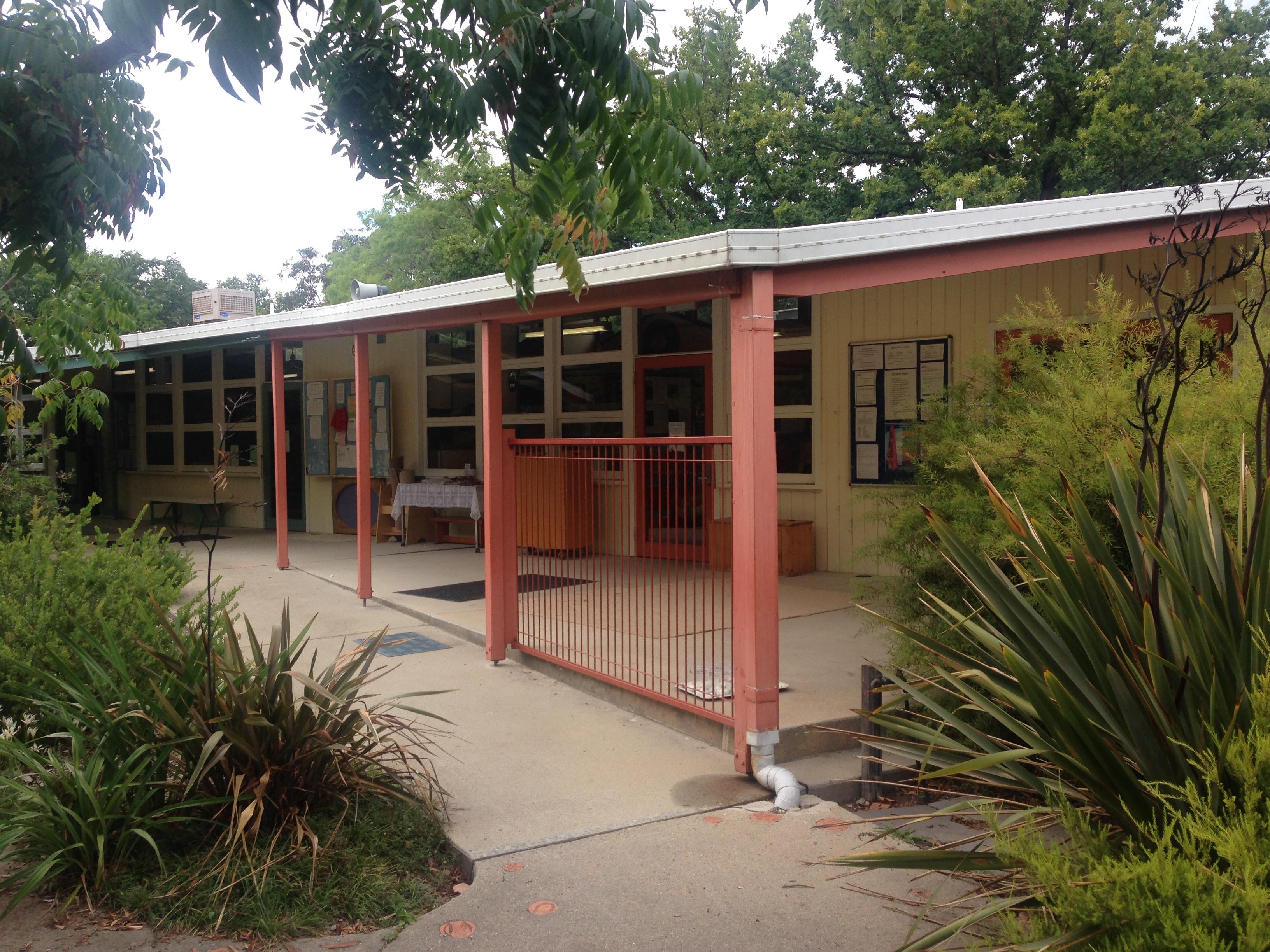 Montessori Front View