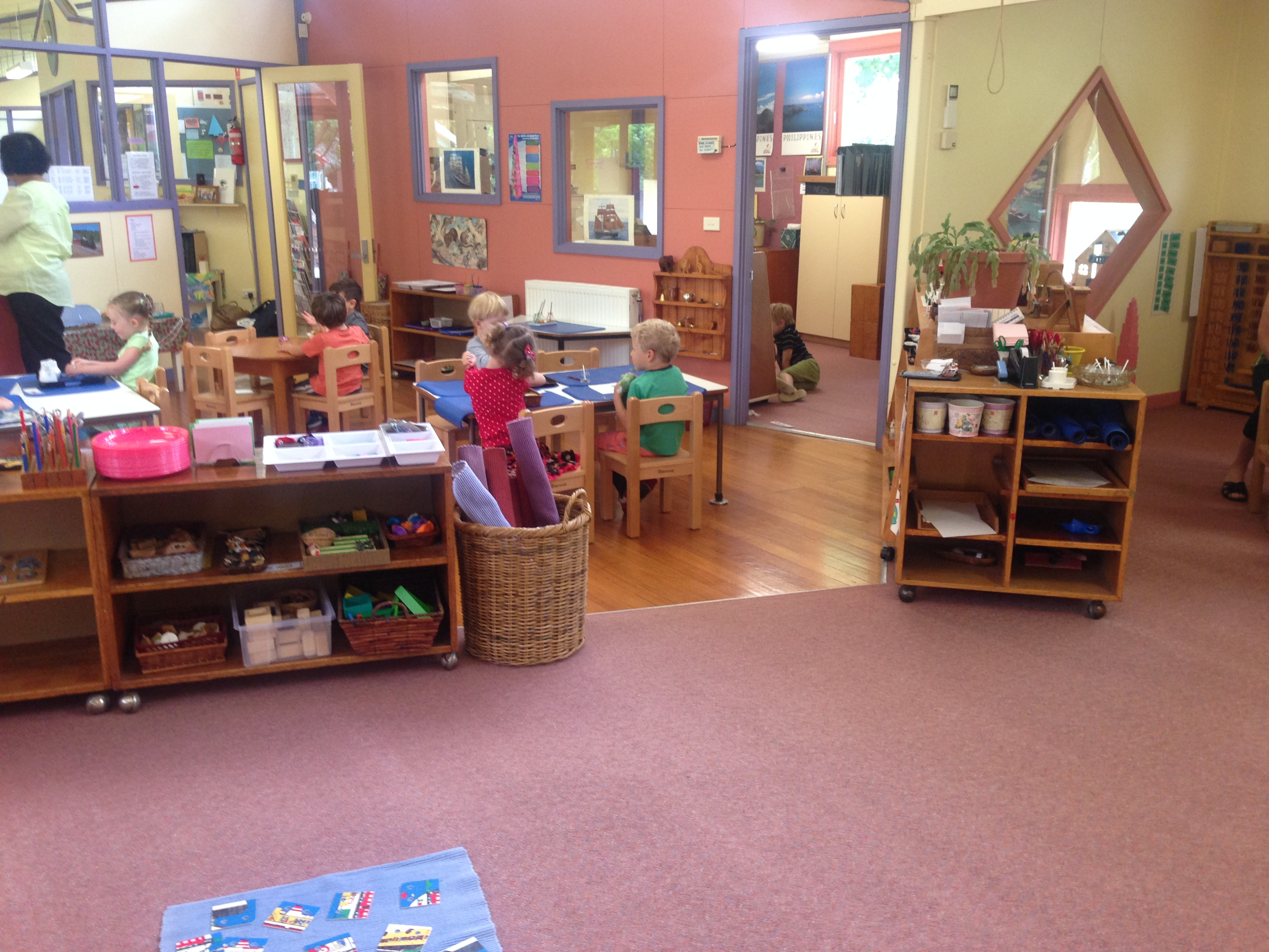 Montessori Indoors